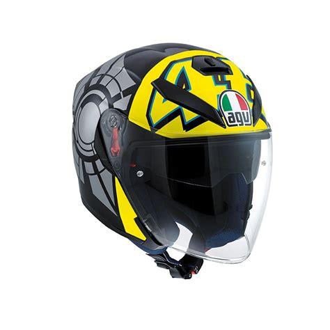 Helm Agv K5 Jet agv k5 jet wintertest 2011 helm valentino chion helmets