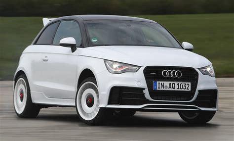 Test Audi A1 by Audi A1 Quattro Test Autozeitung De