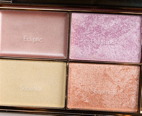 Sleek Highlight Palette Solstice sleek makeup solstice highlighting palette review photos swatches