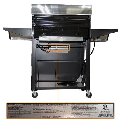 char broil outdoor gas grill parts outdoor ideas