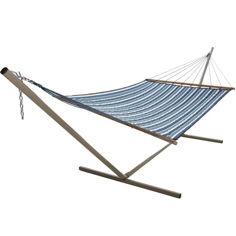 Castaway Quilted Hammock quilted hammock longitude navy qln d castaway hammocks quilted hammocks dfohome