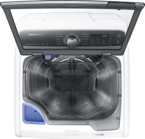 samsung activewash with built in sink samsung wa48j7700aw 27 inch top load washer with