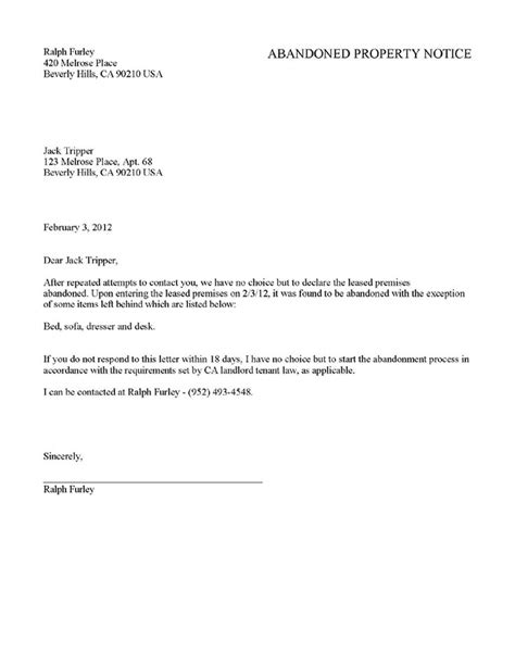 notice to vacate commercial property notice to vacate template 30