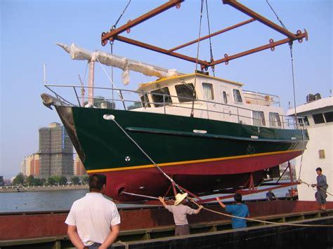 steel hull boats for sale fiberglass vs steel hulls cruisers sailing forums