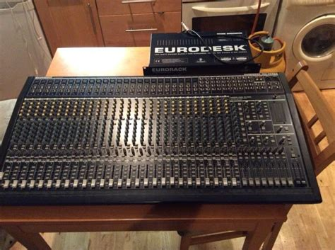 Mixer Behringer Mx3282a behringer eurodesk mx3282a for sale in longford town