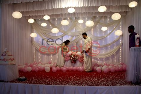 Christening Stage Decoration carpet events complete event management and wedding