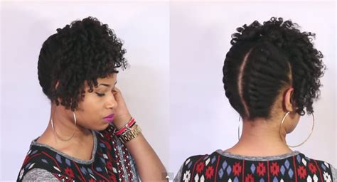 hair styles to cover bad edges 30 awesome new ways to style your natural hair