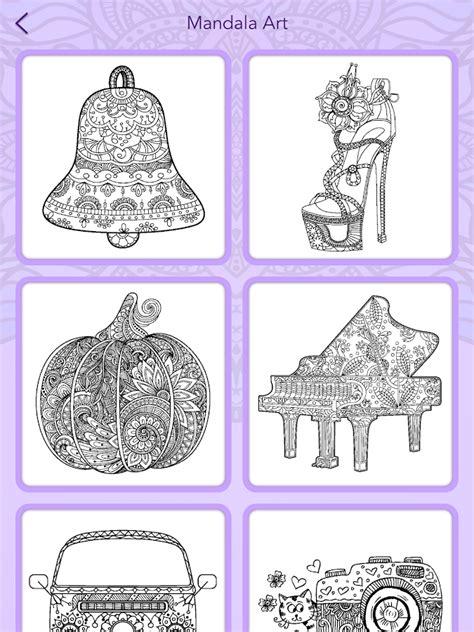 mandala coloring pages play mandala coloring book android apps on play
