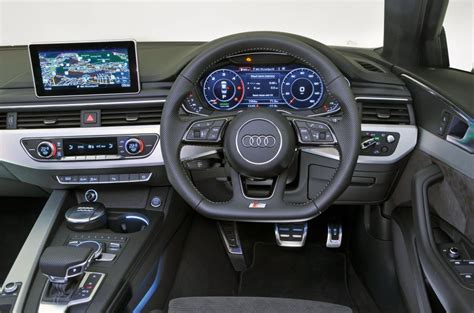 Home Interiors Brand by Audi A4 Review 2017 Autocar