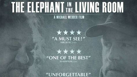the elephant in the living room documentary the elephant in the living room trailer 2010