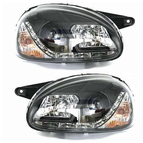 Lu Led Mobil Chevrolet faros para chevy c1 monza c1 y chevy up tira de leds lupa y ojo de