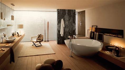 salle bains 2 inspiration naturelle parquet zen baignoire