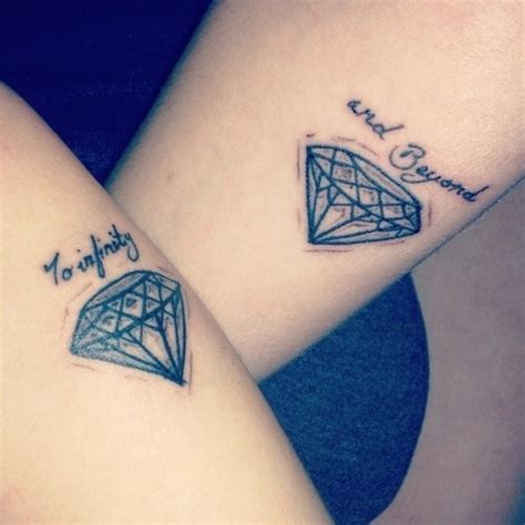30 nice diamond tattoo