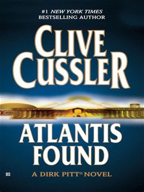 atlantis found dirk pitt atlantis found by clive cussler 183 overdrive rakuten overdrive ebooks audiobooks and videos