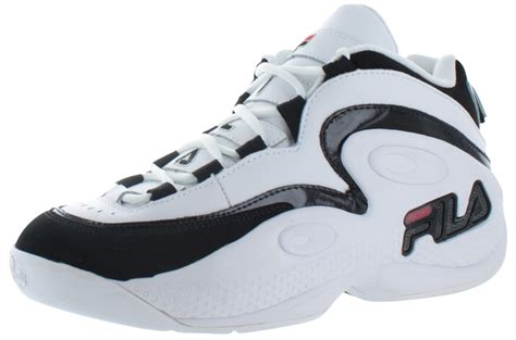 fila basketball shoes grant hill fila grant hill 97 s retro basketball sneakers shoes