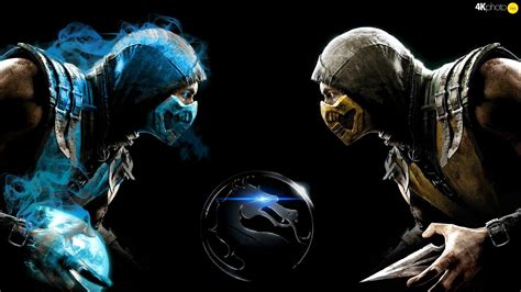 wallpaper iphone 5 mortal kombat mortal kombat x scorpion wallpapers 74 images