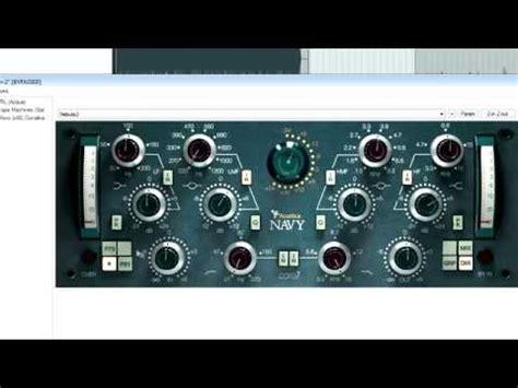 console emulation acustica audio navy review neve eq pre console