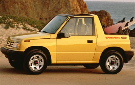 electric and cars manual 1993 geo tracker user handbook 1993 geo tracker overview cargurus