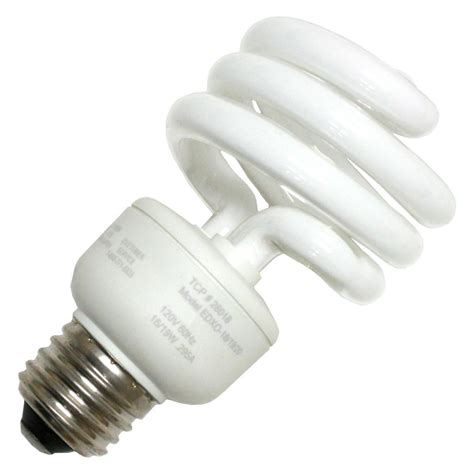 Twist Light Bulb by Tcp 00876 2801841k Twist Medium Base Compact