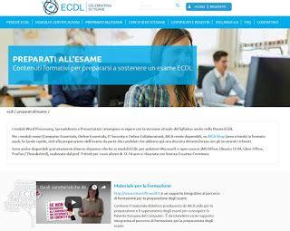 ecdl dispense prepararsi a ecdl con dispense e simulatori gratis