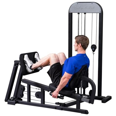 solid leg calf press machine fitnesszone
