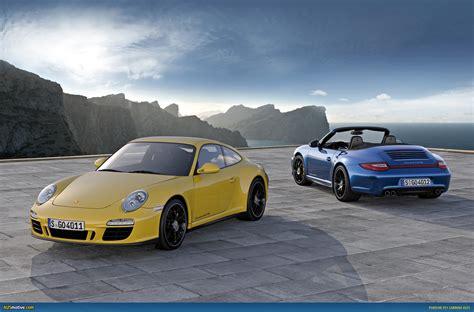 Porsche Carrera 4 Gts by Ausmotive 187 Porsche 911 Carrera 4 Gts
