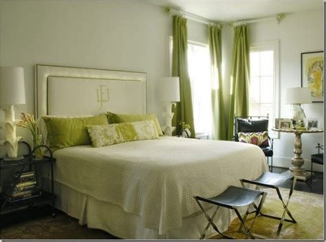 green and white bedrooms 50 gorgeous green and white bedrooms the glam pad