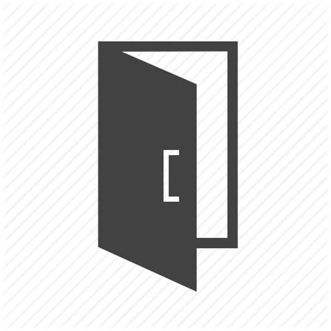room icon door doorway entrance exit house interior room icon icon search engine