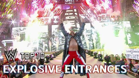 enterance songs for prom explosive entrances wwe top 10 july 4th edition youtube