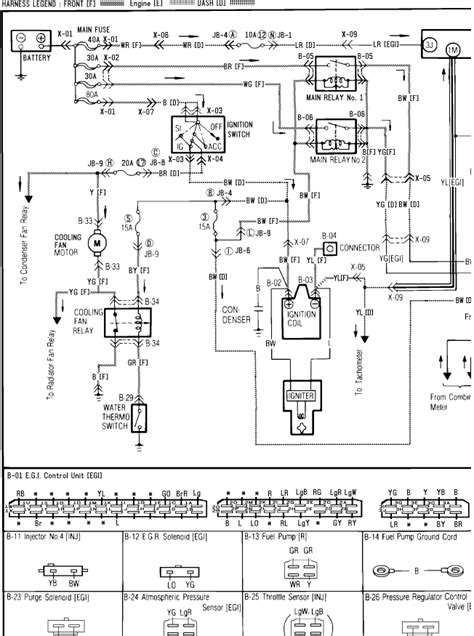 mazda 626 me i am looking for a wiring diagram 2l