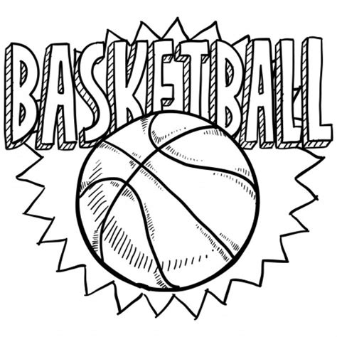 best basketball coloring pages 73 best sports coloring pages images on pinterest