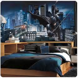 Batman Wall Mural Batman Dark Knight Rises Giant Prepasted Wall Mural