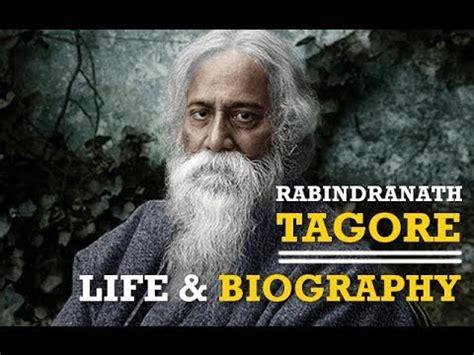 biography of rabindranath tagore rabindranath tagore biography and life history author