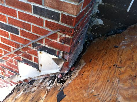 Chimney Leaking Water Into Fireplace by Chimneys Is Not The Only Risk Roof Authority