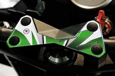 Aufkleber Für Kawasaki Z 750 by Aufkleber 3d Gel Schutz Kompatibel F 252 R Motorrad Kawasaki