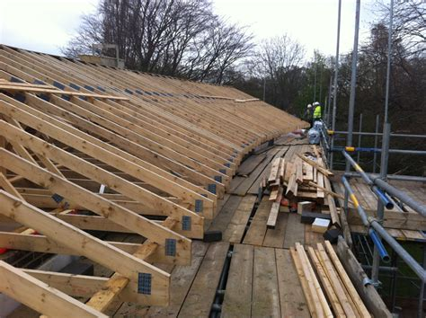 Timber Roof Timber Roof Structure The Graham Care