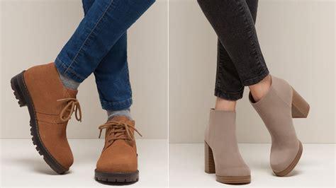 imagenes zapatos invierno 2016 botas y botines de pull and bear invierno 2016