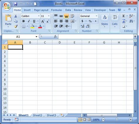 How To Do A Spreadsheet On Excel 2007 by An Introduction To Microsoft Excel 2007 Spreadsheets