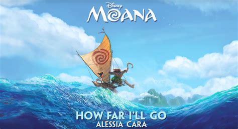 film moana sky alessia cara drops moana song how far i ll go lyrics
