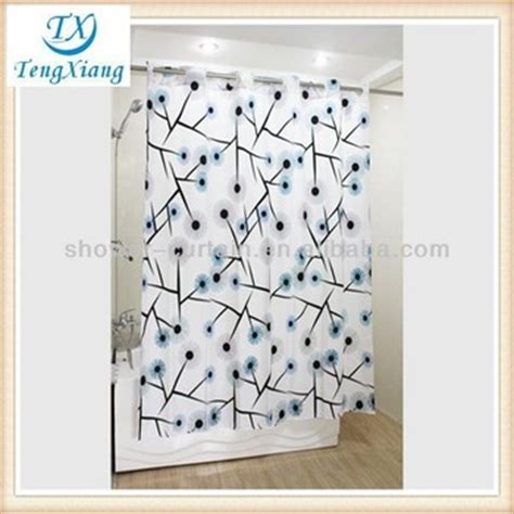 single swag shower curtain single swag luxury fabric double shower curtain rod buy