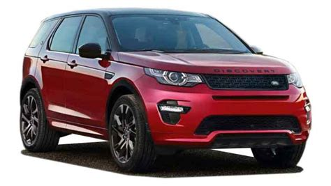 land rover price land rover discovery sport price gst rates images