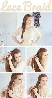 how to braid hair step by step 15 cute hairstyles with braids popular haircuts