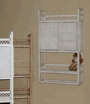 Wicker Bathroom Cabinet Wall Cabinets Bathroom Cabinets And Wicker On Pinterest