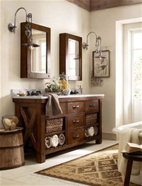 lodge style bathroom lodge bathroom lodges and rustic on pinterest