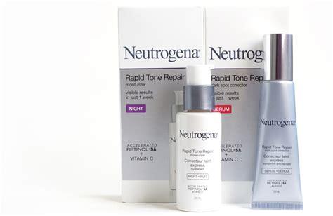 rapid tone repair dark spot corrector neutrogena neutrogena rapid tone repair dark spot corrector