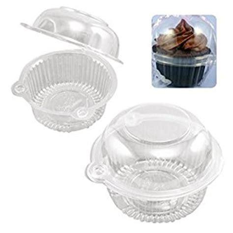 100pcs 7x7cm mini clear cupcake 100pcs clear plastic mini cupcake cake muffin