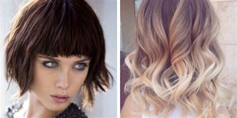 2015 hair colour trends wela new hairstyles for spring 2015 fade haircut
