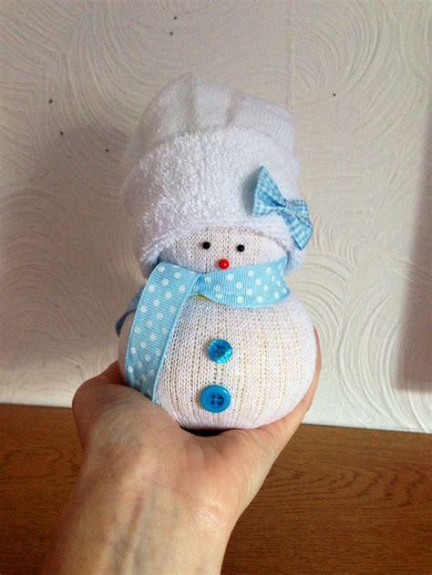 25 best ideas about sock snowman on pinterest xmas
