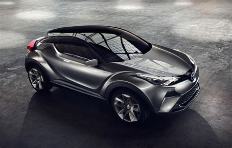 future toyota toyota c hr concept nearer to production on australia