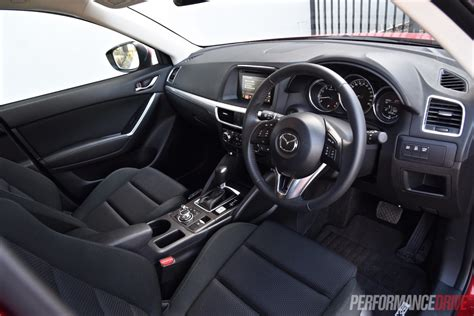 mazda interior 2015 mazda cx 5 maxx sport 2 5l review video
